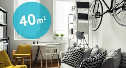 11 trikki, kuidas väikese korteri ruumi võimalikult hästi ära kasutada