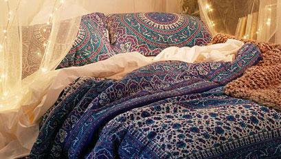 13 ideed, kuidas saad magamistoa sellel talvel eriti hubaseks muuta