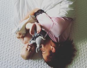 Blogija Jane: madratsi paigaldamisega saab üksinda hakkama