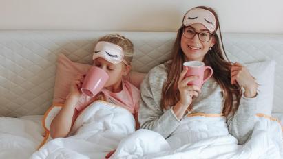 Viis nippi, kuidas saaksid värske lapsevanemana rohkem magada